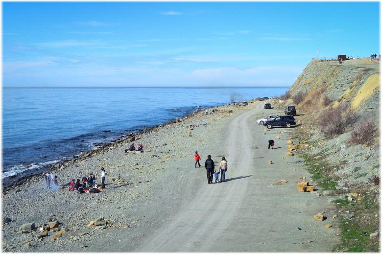 Пляж 40 лет Победы