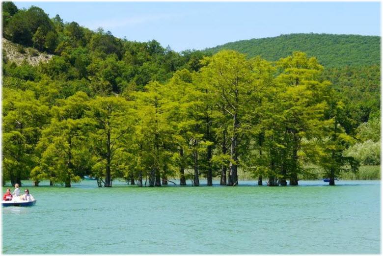 фото озера Сукко