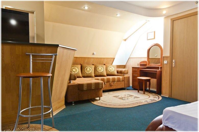 фото в номере гостиницы Торнадо