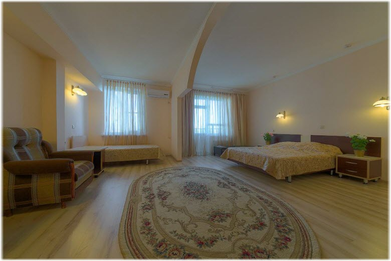 фото в номере отеля Селена