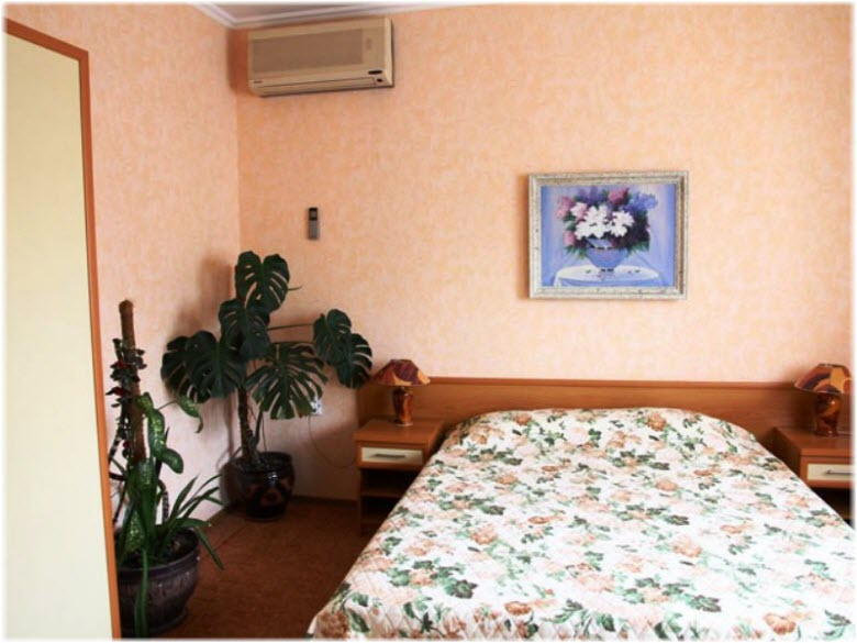 фото в номере отеля Светлана