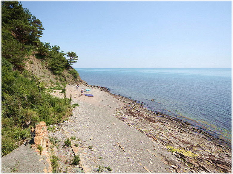 пляж Сосенки