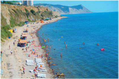 самые чистые пляжи в Анапе