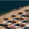 пляж Золотая бухта в Анапе