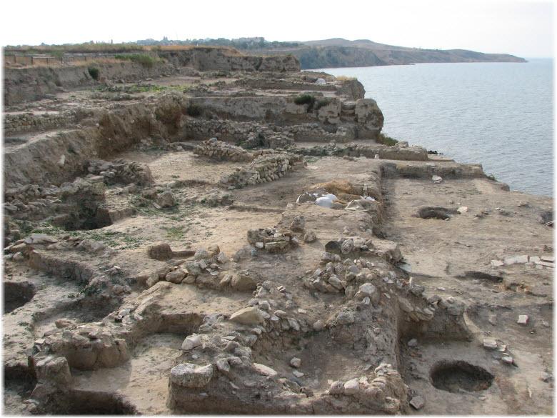 раскопки города Тмутаракань