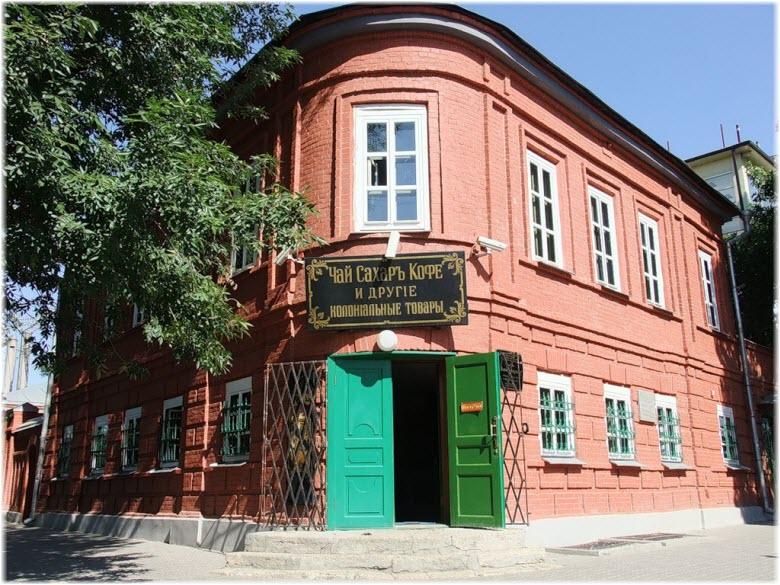 Лавка Чеховых