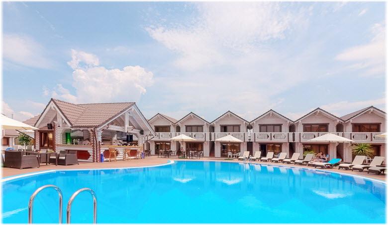 гостиница Белый песок
