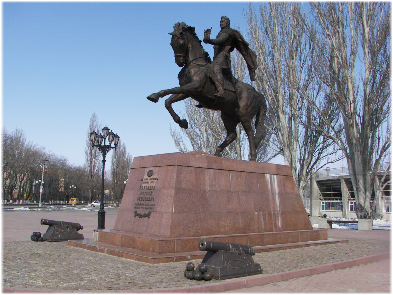 князь Воронцов