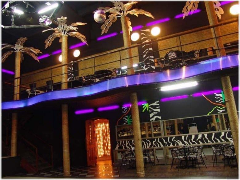 ночной клуб Малибу