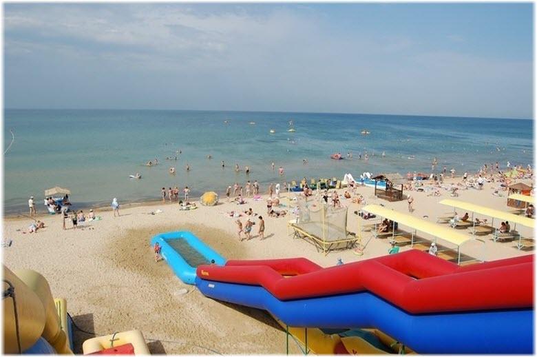 пляж Фея
