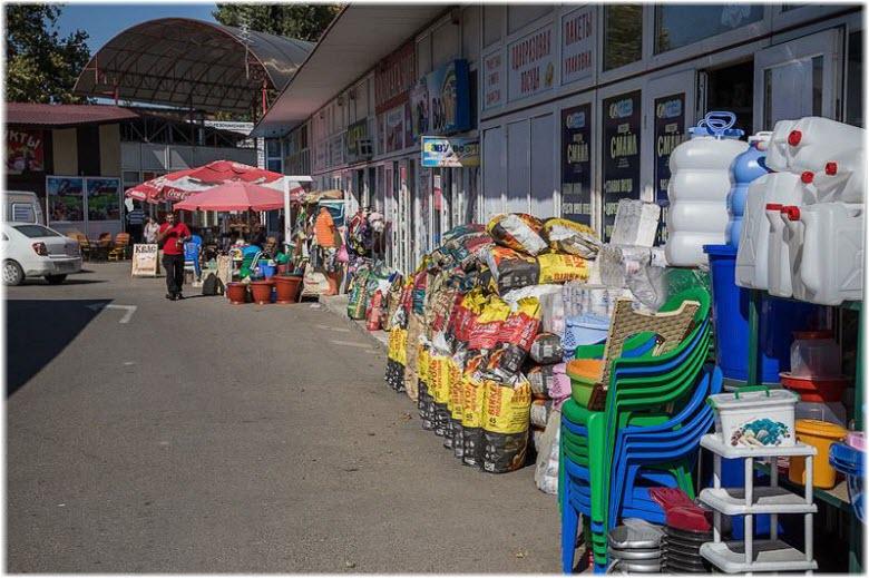 фото на Восточном рынке