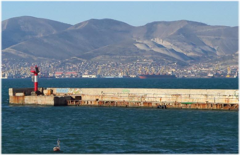 фото Цемесской бухты