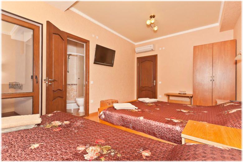 фото в номере гостиницы Патио