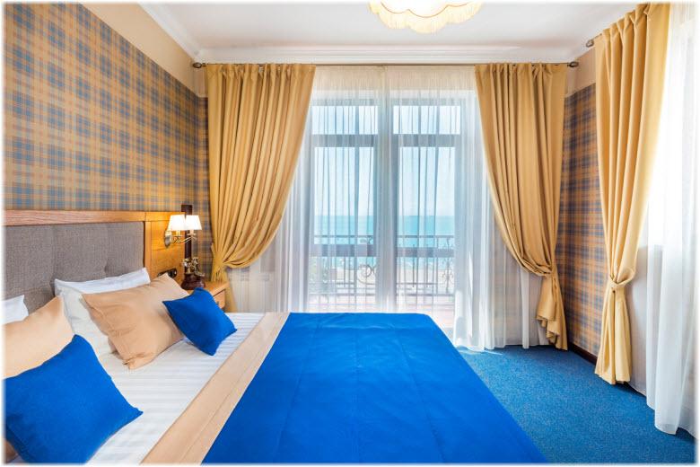 фото в номере отеля Дача