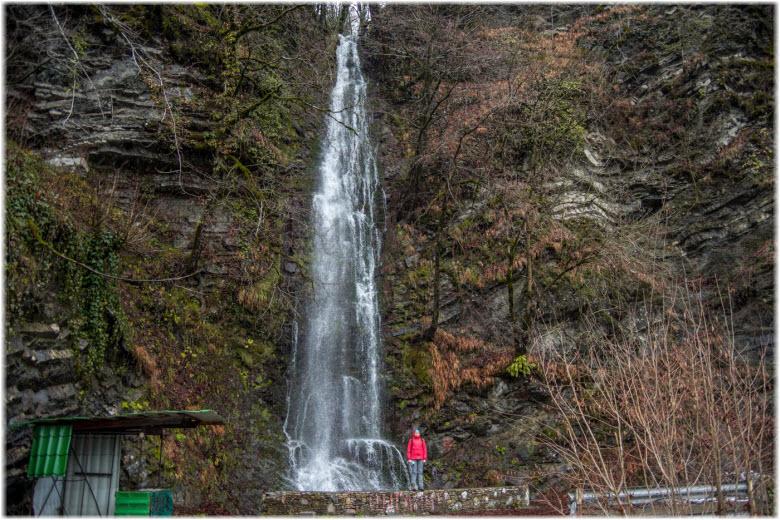 фото всего водопада
