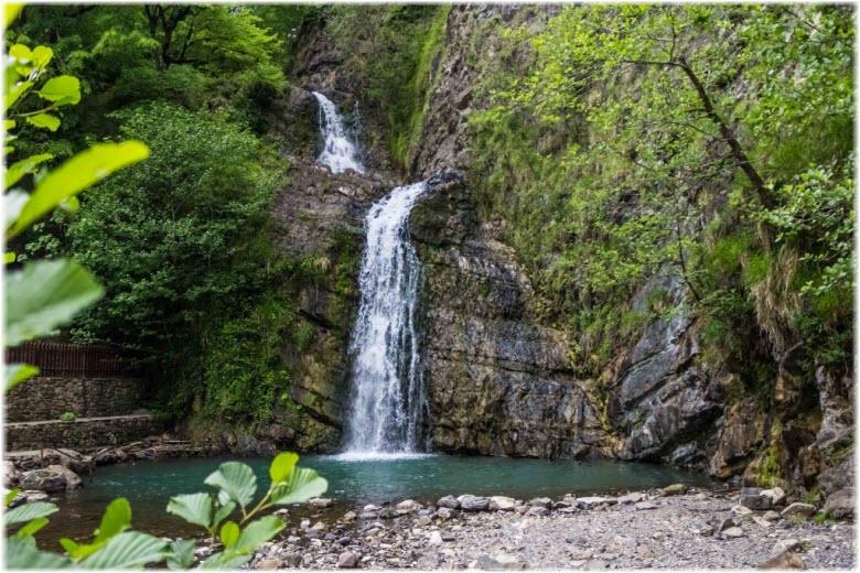 фото Змейковских водопадов