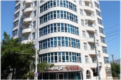 гостиница София в Новороссийске