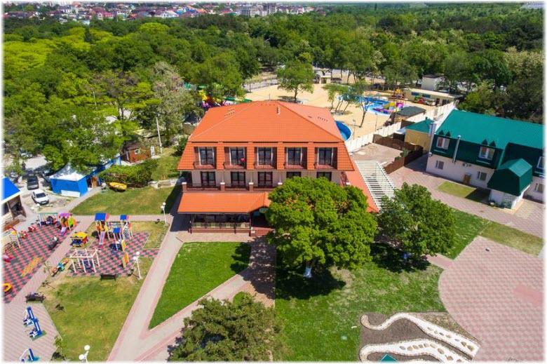 отель Дача в Кабардинке