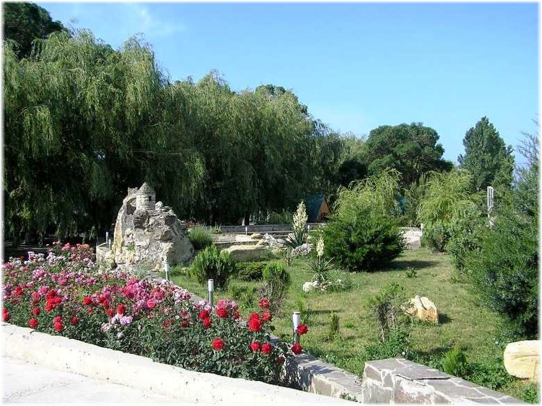 парк Золотого берега