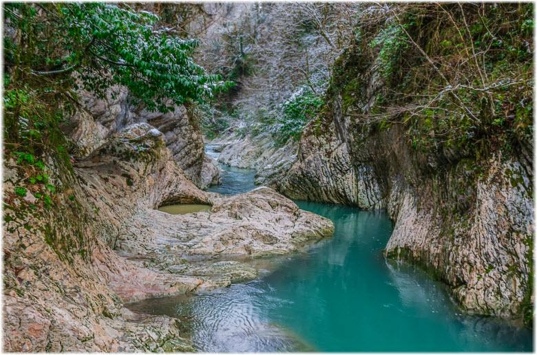 фото Навалишинского каньона