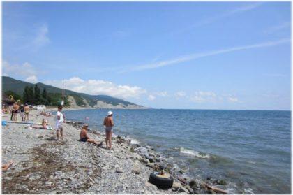пляжи Южной Озереевки