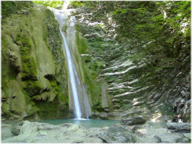 водопад Молодости