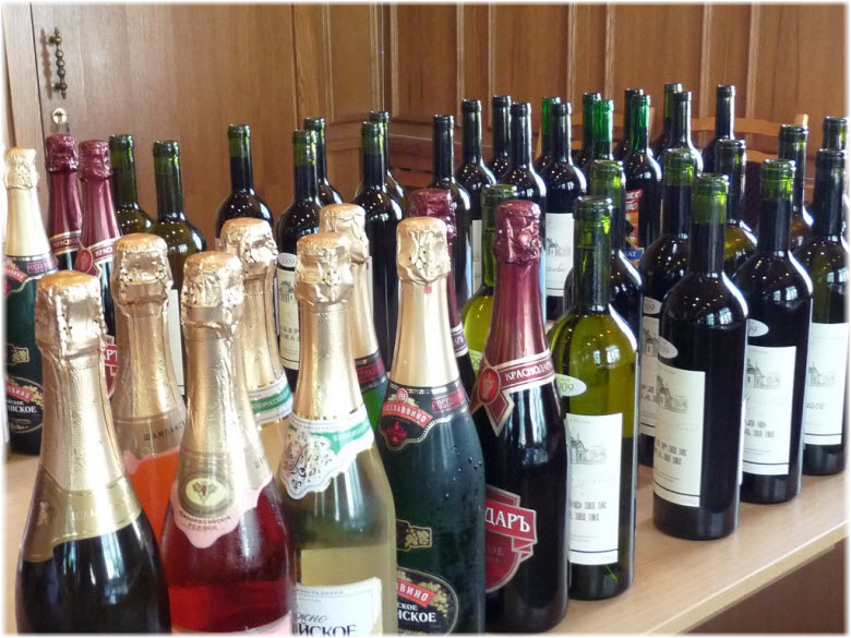 черноморские вина Мильстрим