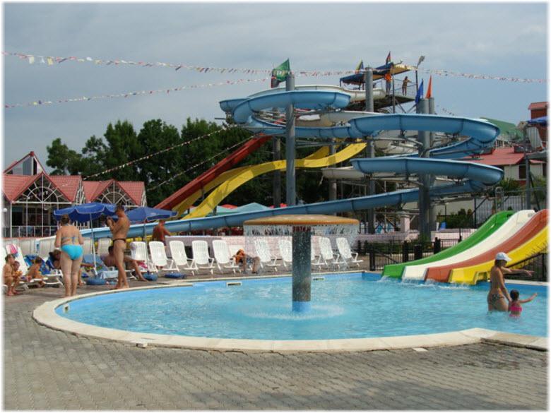 фото аквапарка в Лермонтово
