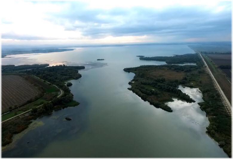 фото Крюковского водохранилища