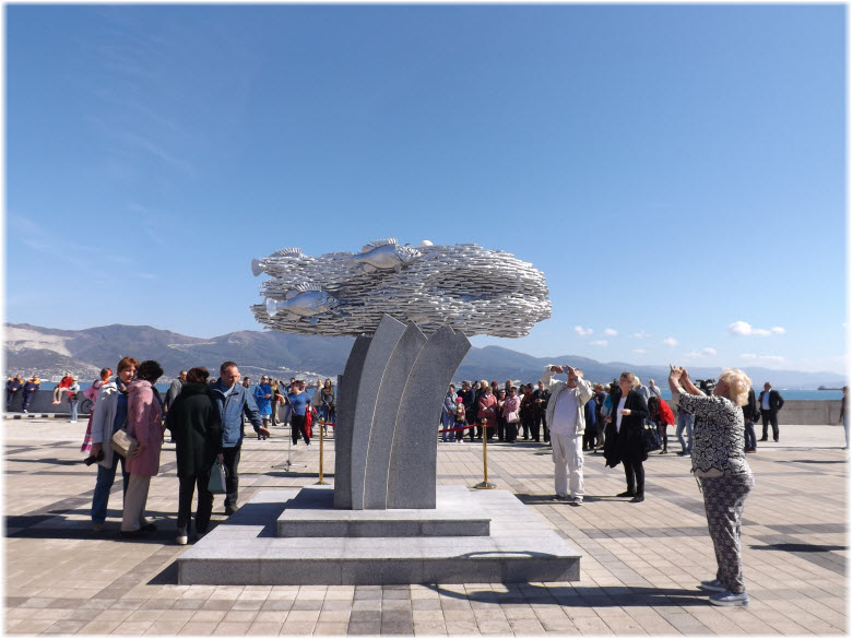 фото с открытия памятника