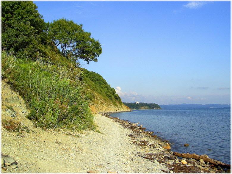 Нудистский пляж в Джубге