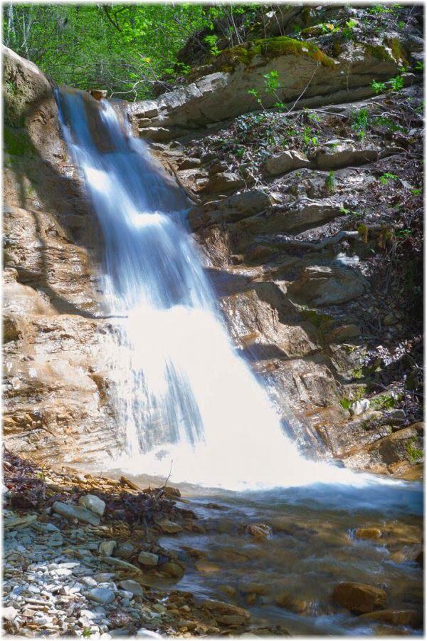 первый водопад