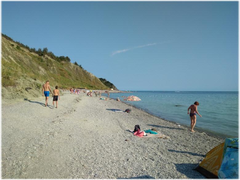 Четвертый пляж