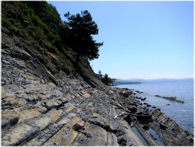 Нудистский пляж Ольгинки