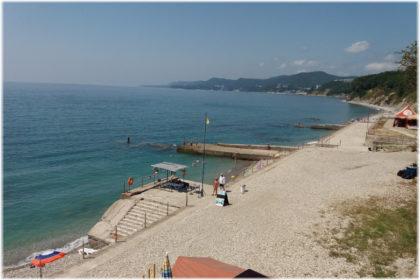 пляжи Агоя