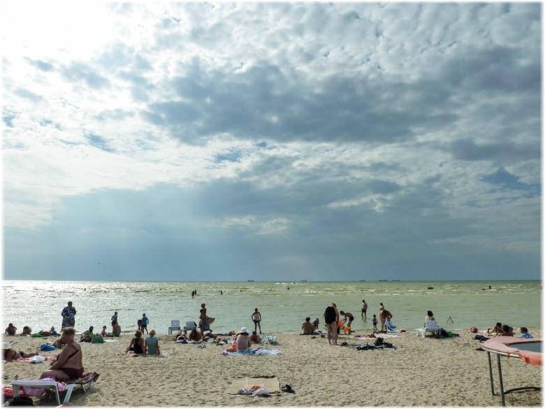 пляж Меляки