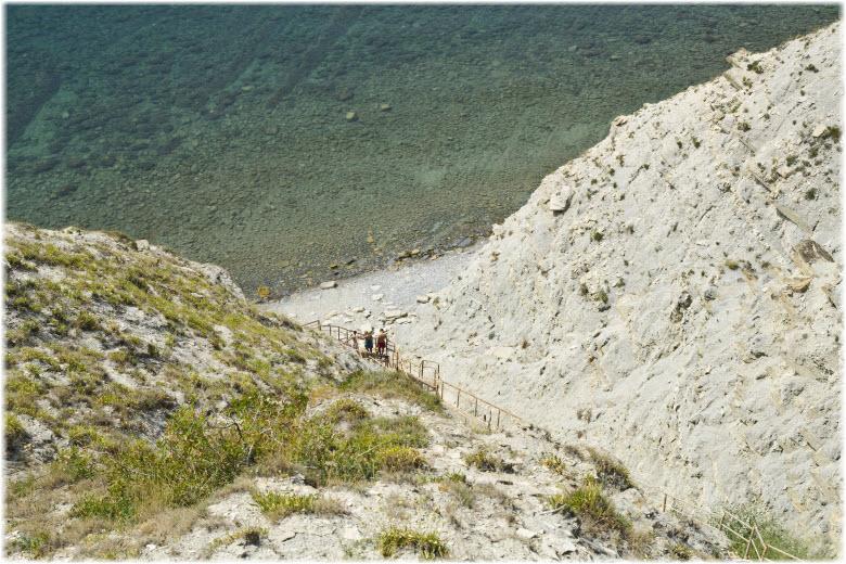 пляж под Лысой горой