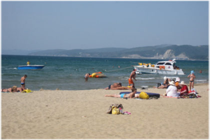 пляжи в Пляхо