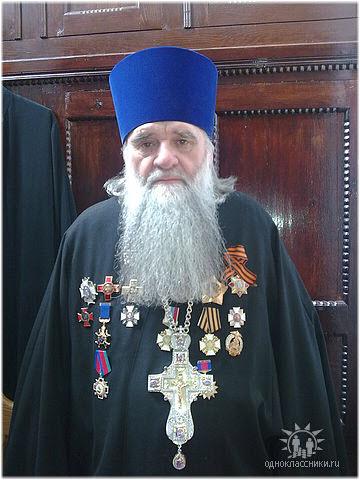 Протоиерей Никита Гаврильчик