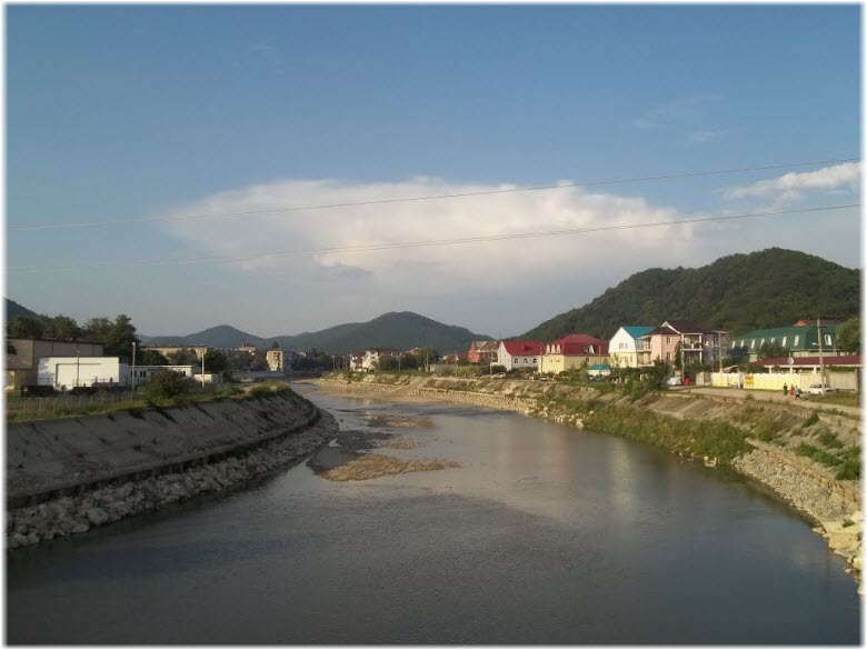 Река Нечепсухо