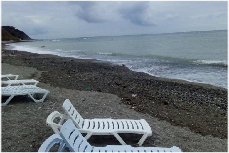 Второй пляж