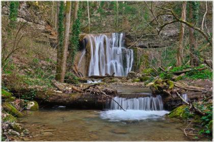 Адов водопад