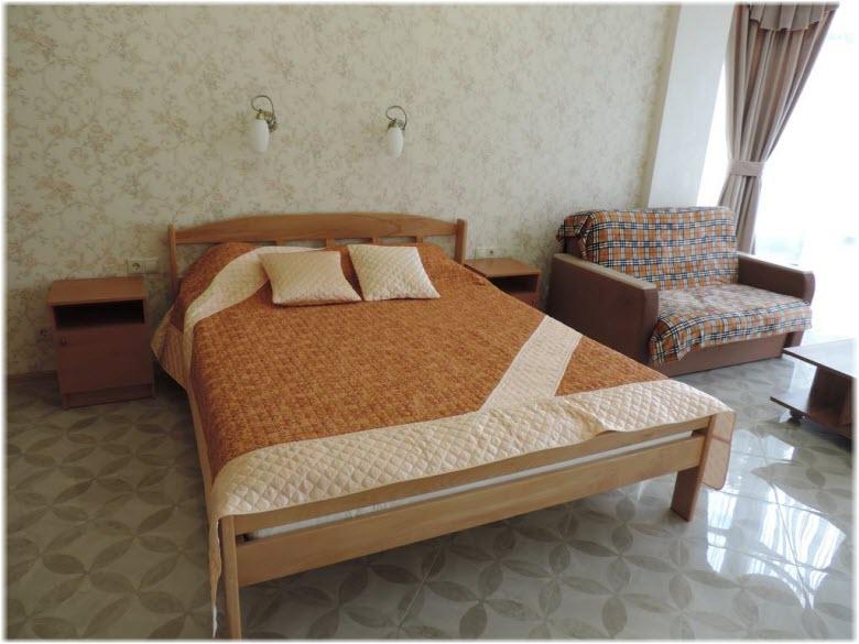 апартаменты на Лазарева, 106