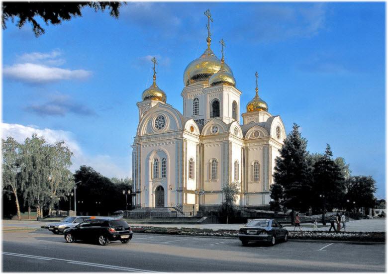 фото Александро-Невского храма