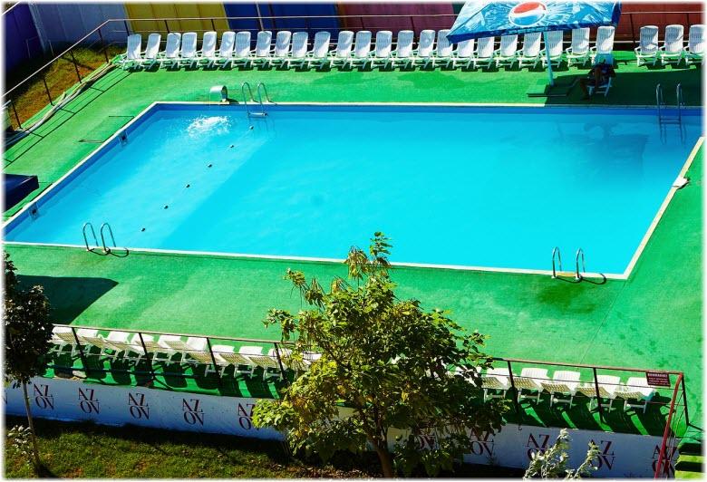 фото бассейна в аквапарке
