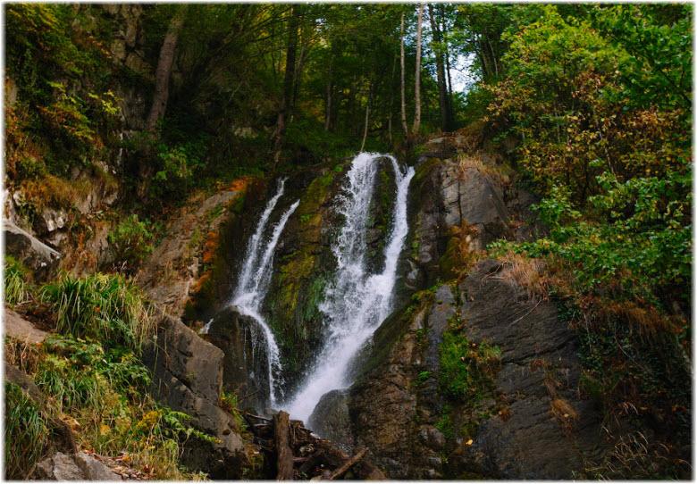 фото водопада Кейву