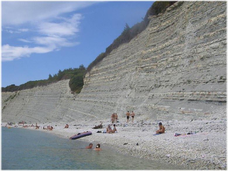 фотография Нудистского пляжа