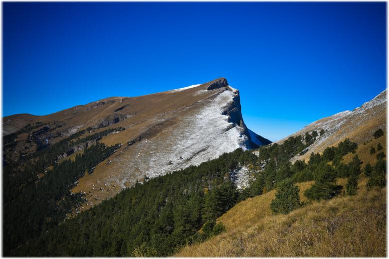 гора Восточный Ачешбок