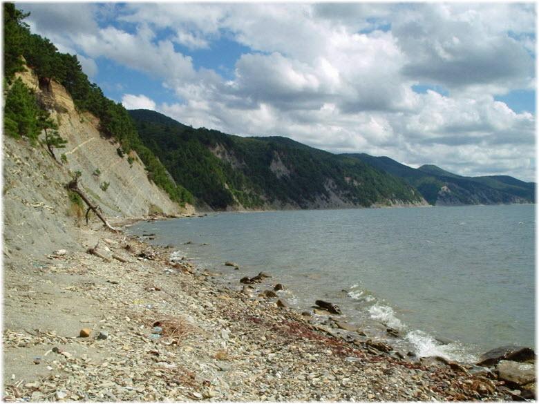 Пляж Молоканова щель