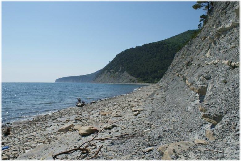 пляж за мысом Идокопас